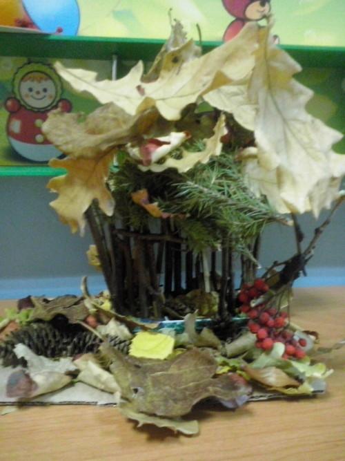 Картинки дары природы осени для детей